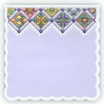 Embossed Fancy Note Sheets