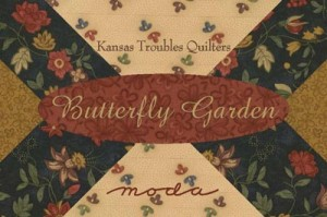 Butterfly Garden by Kansas Troubles Quilters for Moda