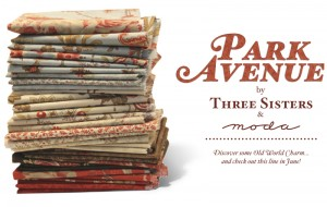 Park Avenue by 3 Sisters for Moda
