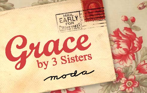 Grace Fabric Collection by 3 Sisters for Moda