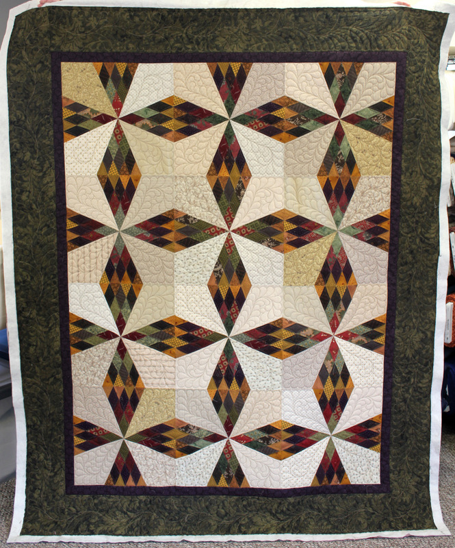 Feather patterns by Allison Payette